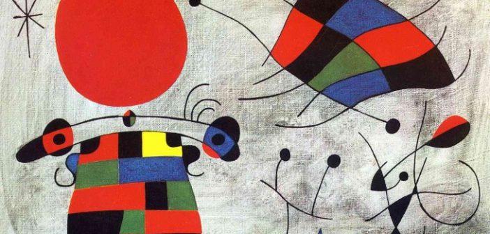Le opere di Mirò in mostra al Castello di Monopoli