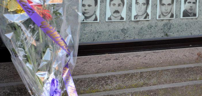 Polignano a Mare: cerimonia commemorativa 40° anniversario strage di via fani