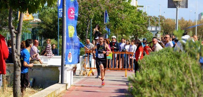 Gara di triathlon domenica 6 maggio a Monopoli