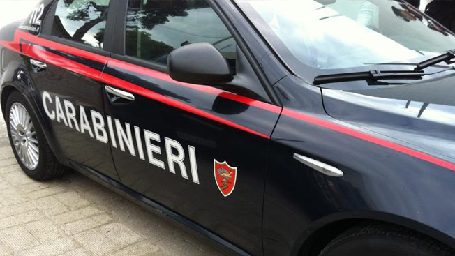 Polignano, arresto per droga dei Carabinieri