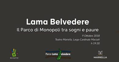 Monopoli: un incontro su Lama Belvedere da non perdere