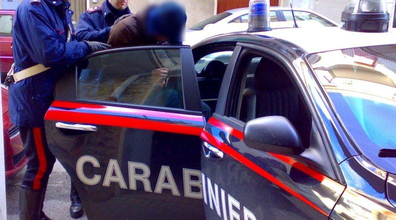 Carabinieri, 5 arresti tra Polignano, Mola e Locorotondo