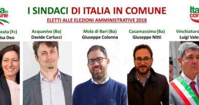 MOLA DI BARI Apre la sezione di Italia in Comune, coordinatrice Marianna Brunetti