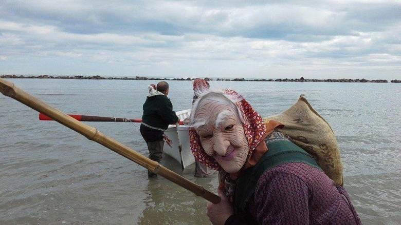 POLIGNANO La Befana arriva dal mare a Meraviglioso Natale
