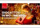MONOPOLI: Giocattoli in moVImento in Piazza XX Settembre