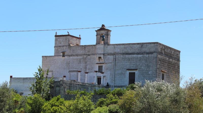 Scopri le masserie fortificate e le chiese rupestri con il Ctg