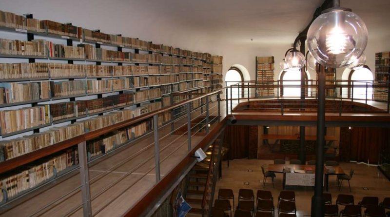 """Conversano: la Biblioteca Diocesana """"Domenico Morea"""" fra le eccellenze italiane."""