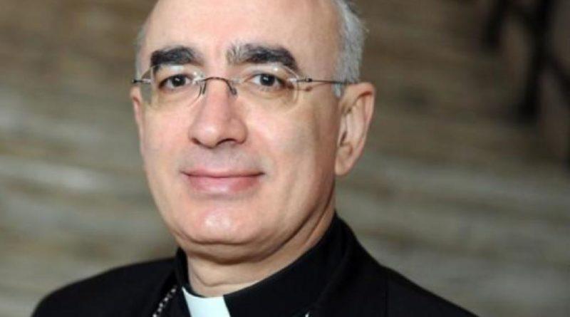 Mons. Antonio Staglianò a Monopoli per l'apertura del mese mariano