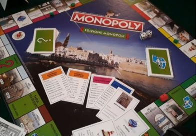"""Il """"Monopoly"""" si giocherà a Monopoli"""