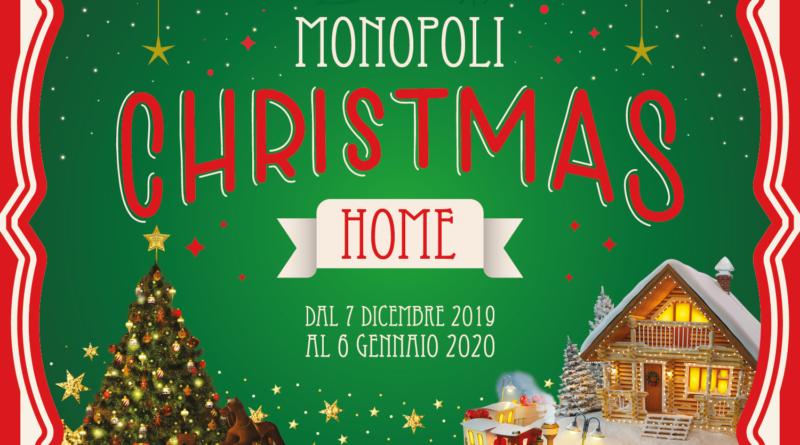 Monopoli, in arrivo la casa di Babbo Natale