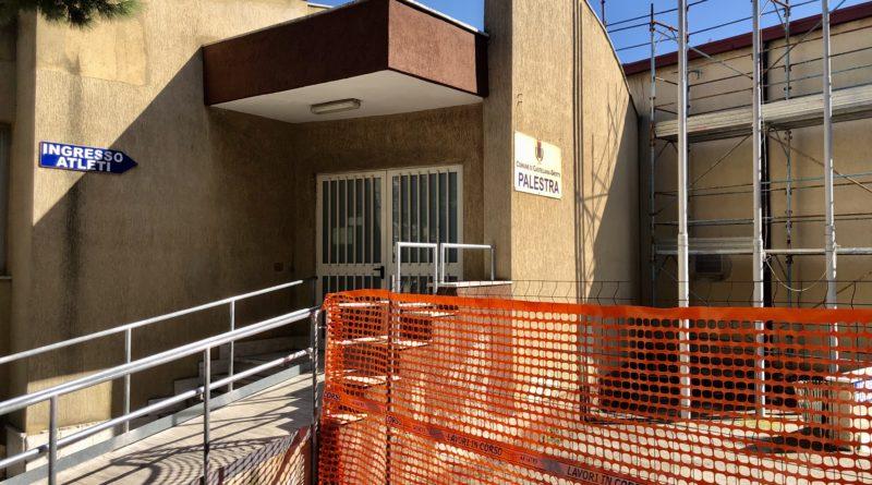 Castellana, proseguono i lavori alle strutture sportive